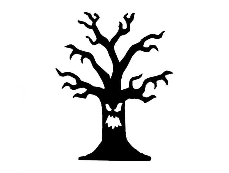 Halloween 1 dxf File