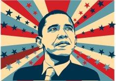 Barack Obama Free Vector