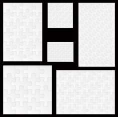 Puzzles CDR File