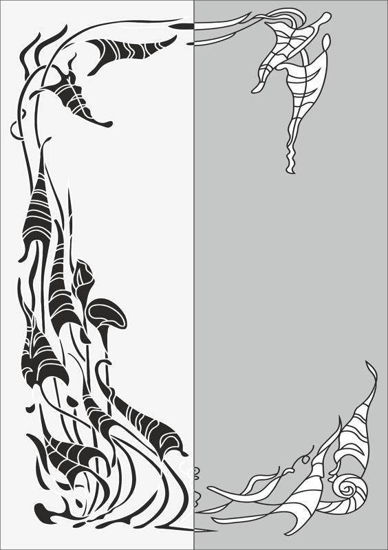 Abstract seamless pattern Sandblast Pattern Free Vector