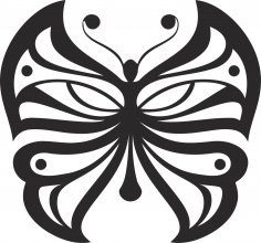 Decor Butterfly Free Vector