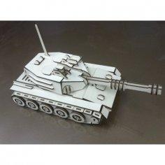 Tank dxf file