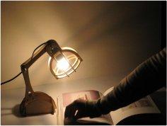 Arm Lamp dxf File