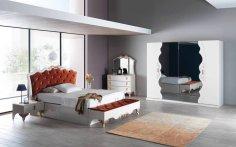 Yatak Odası dxf File