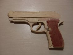 M9 Rubber Band Gun PDF File