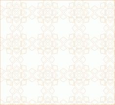 CNC Pattern AutoCAD DWG File