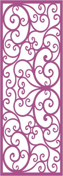 Panel Design Free Vector