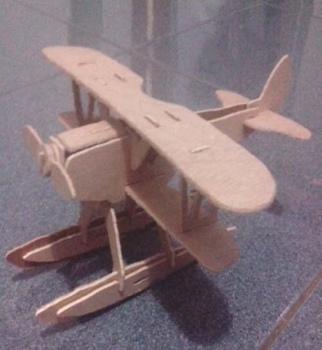 Laser Cutting Hydroplane PDF File