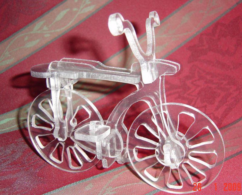 Bicicleta dxf File