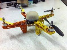 Drone Frame DXF File