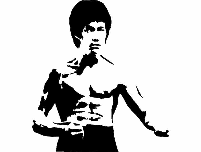 Bruce Lee 2 Dxf File Free Download 3axis Co