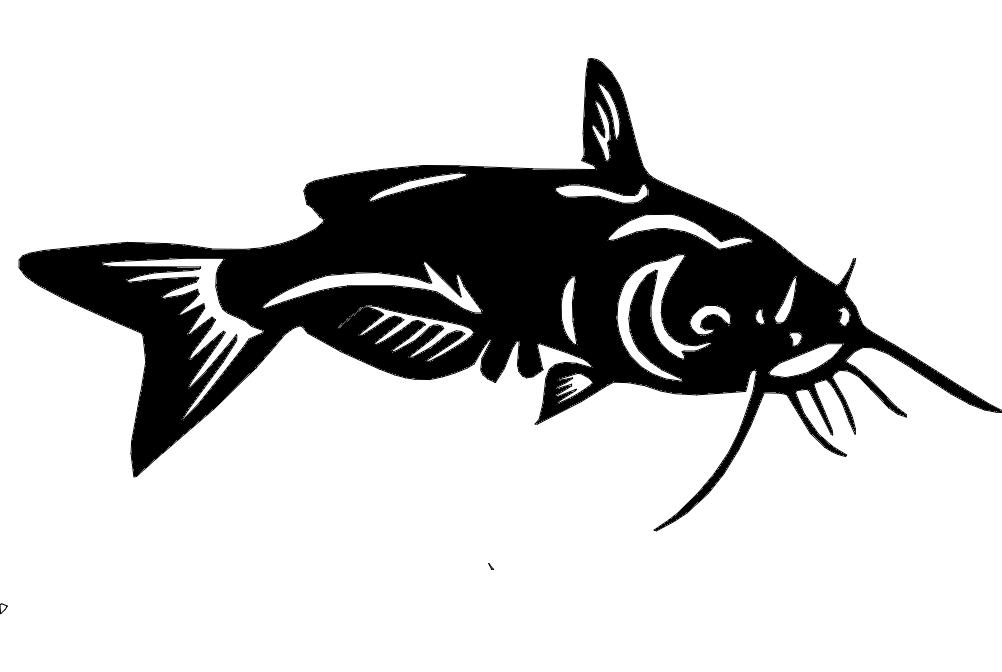 Catfish dxf File
