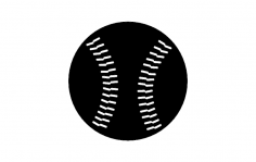 Baseball dxf File