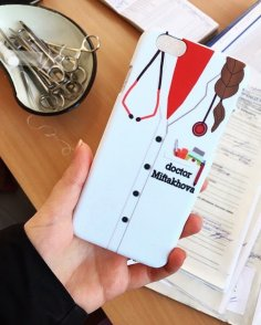 Doctor iphone Sticker
