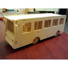 Bus – 3mm dxf File