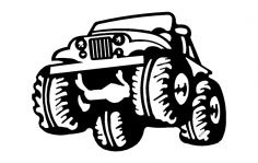 Jeep dxf File