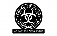 zombie-response-team dxf File