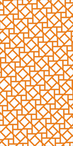 Geometric Triangle Line Pattern CDR File