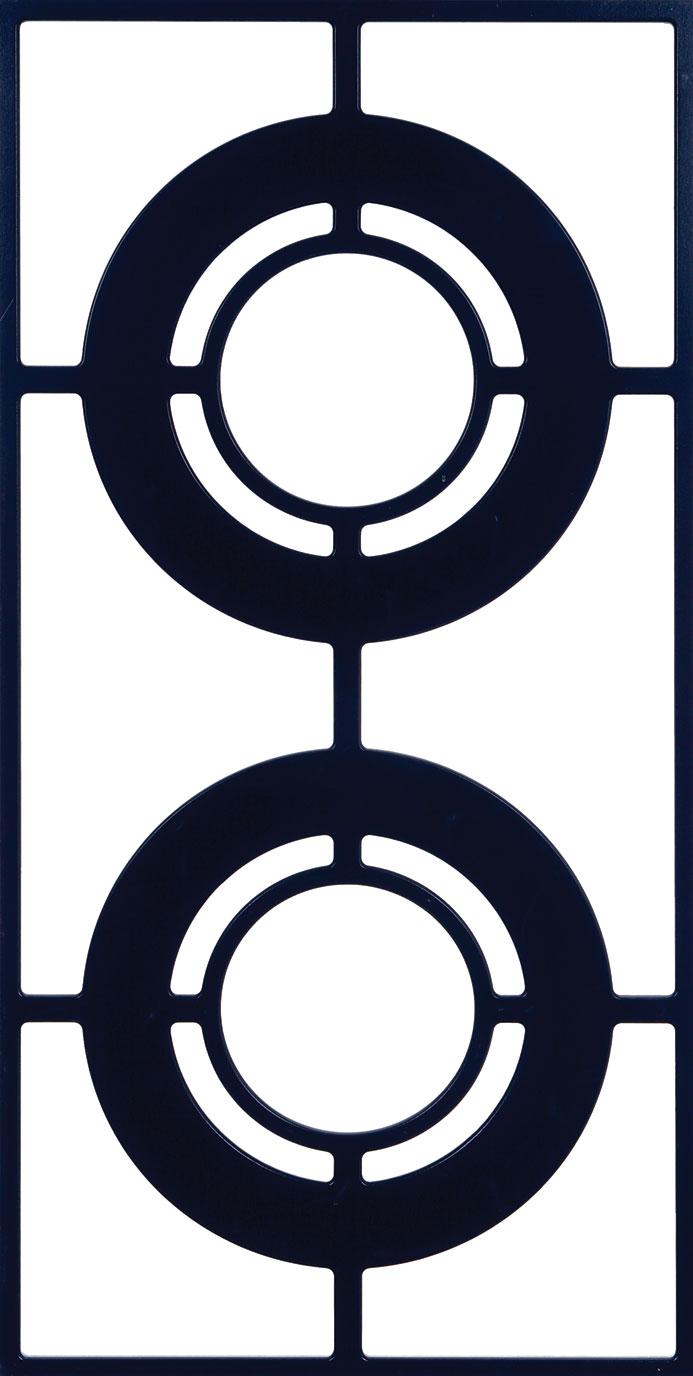 Unframed Grille Pattern 300-v140 dxf File