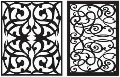 Pattern Designs 42 dxf File