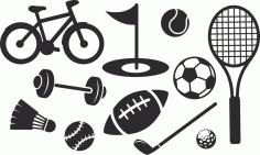 Sport Vector Set