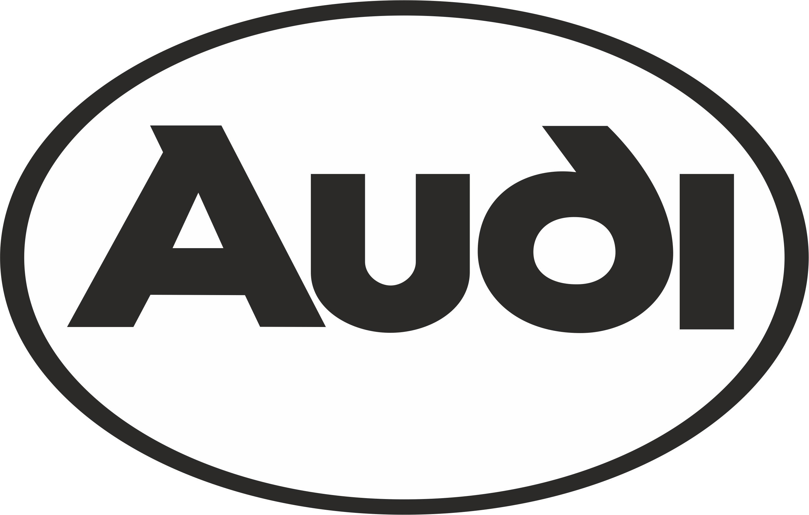 Audi Logo Vector CDR File