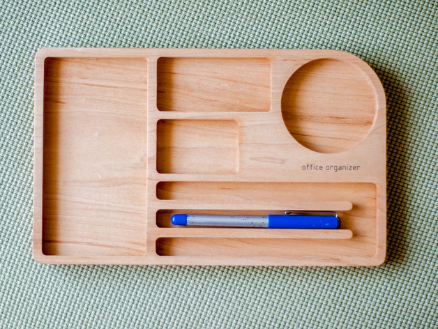 Office Organizer DXF File