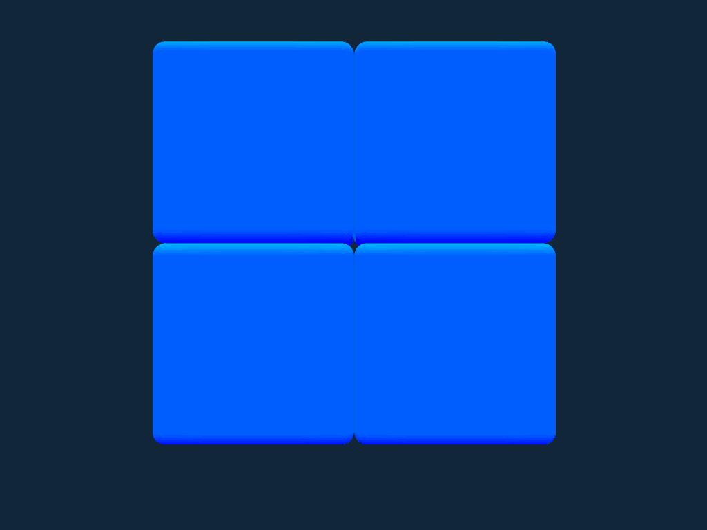 Tetris block O stl file