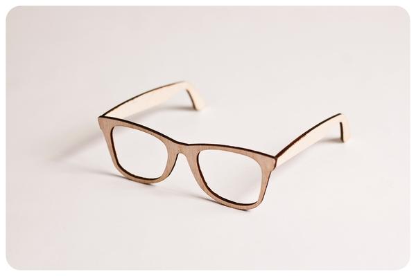 Laser Cut Sunglass Eyeglass Frames Free Vector