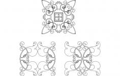 Design work dxf File