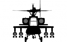 Apaches dxf File