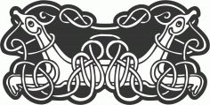 Celtic Ornament Free Vector