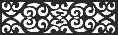 Swirly Ornament Stock Vector Free Vector