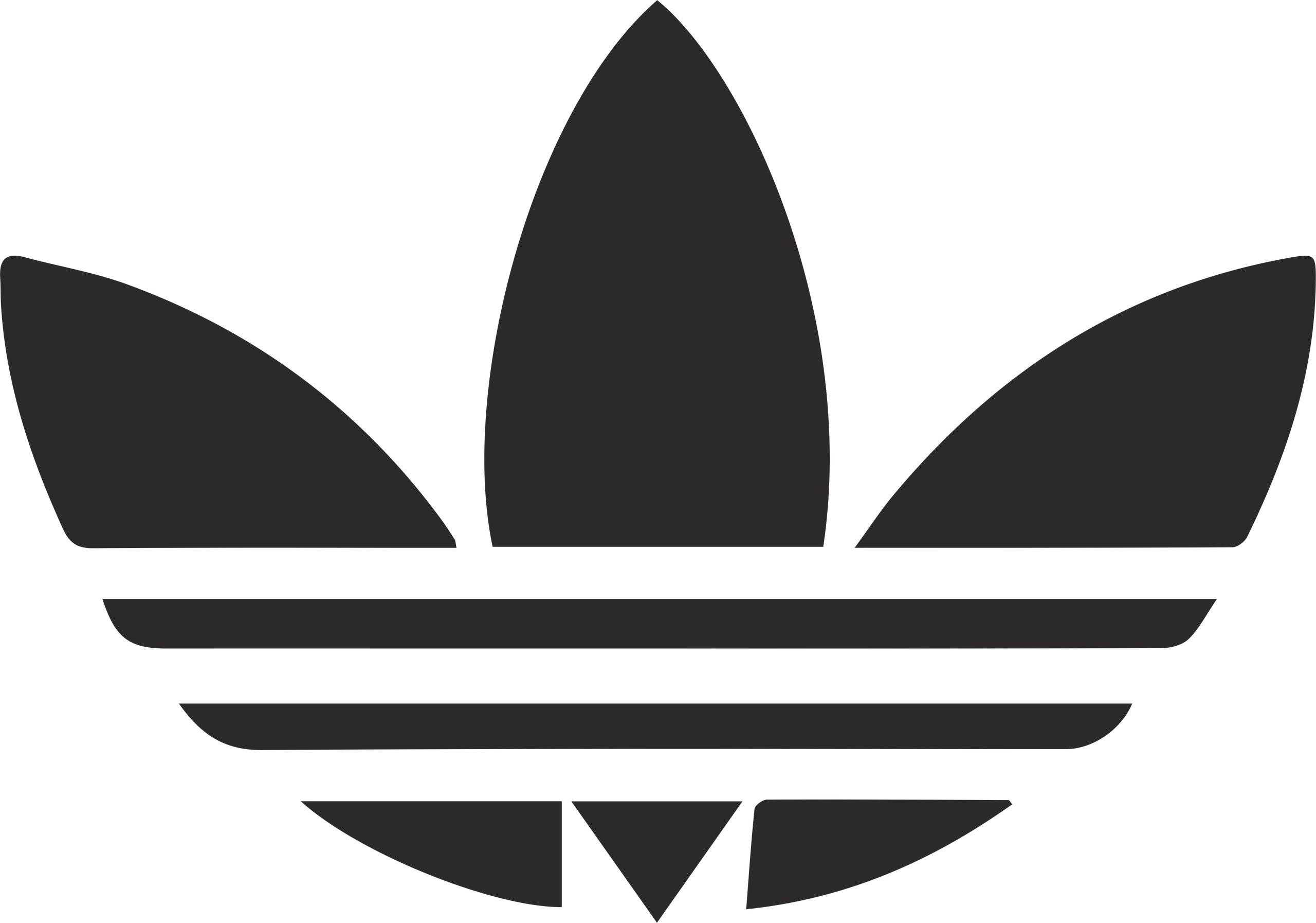 Adidas Logo Vector Free Vector
