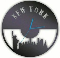 New York Cdr Vinyl Watches Free Vector