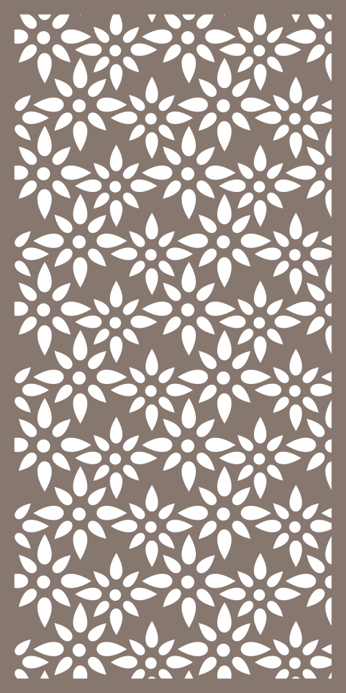 Jali Designs Pattern Vector Free Vector