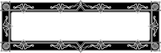 Arabesque Frame Vector Ai File