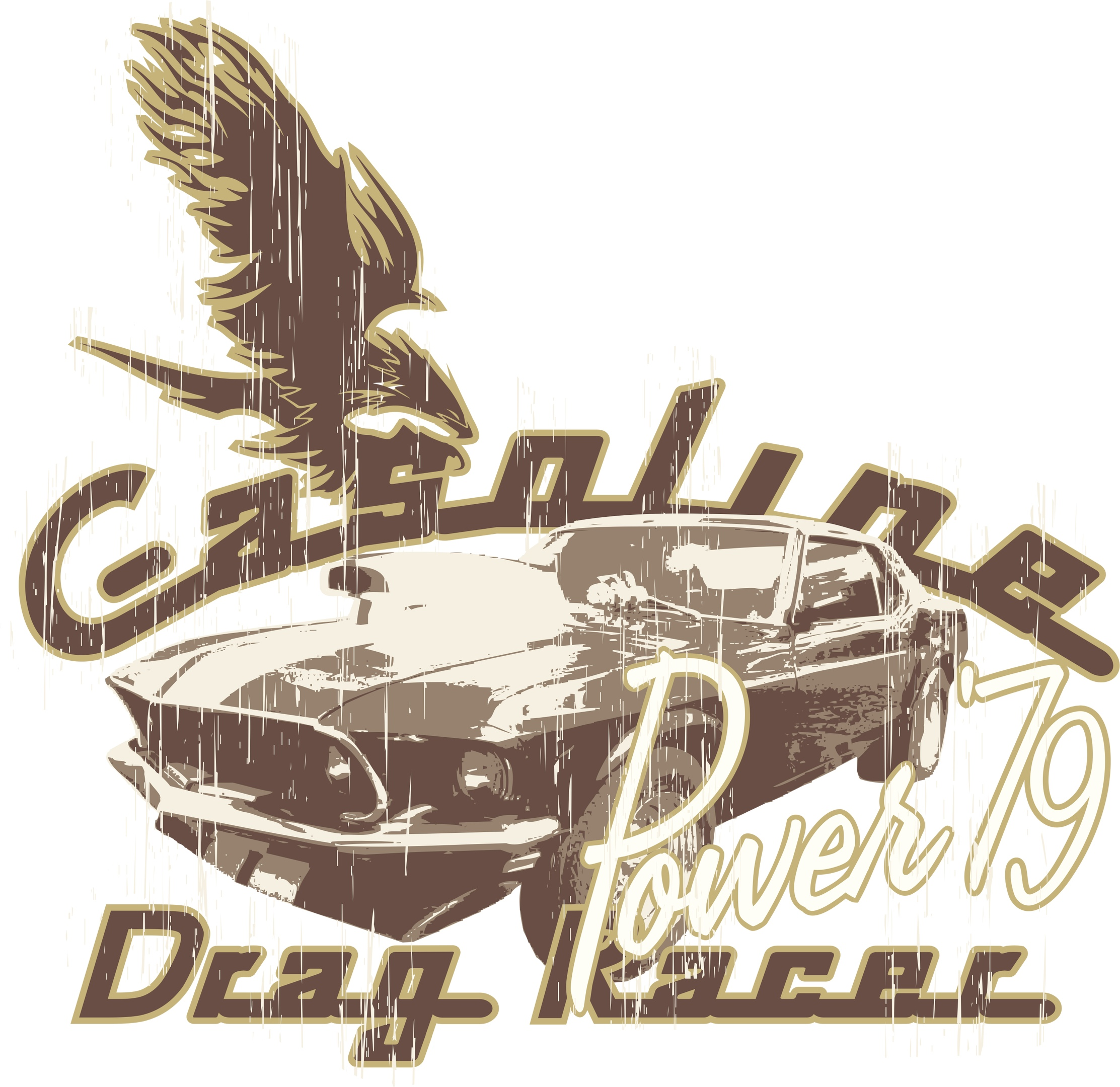 Gasoline Print