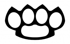 Knucks dxf File