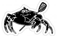 Lacrosse dxf File