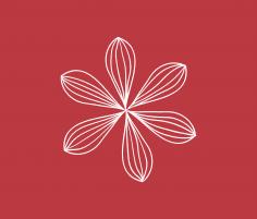 Flower 4 dxf File