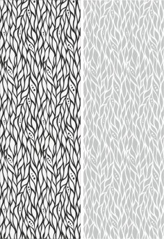 Abstract Line Art Sandblast Pattern Free Vector