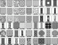 Huge Collection of High Quality Patterns Free Vector