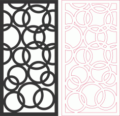 Dxf Pattern Designs 2d 158 DXF File