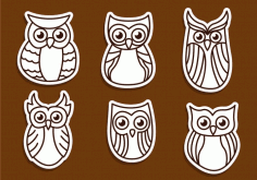 Sovy Owls CDR File