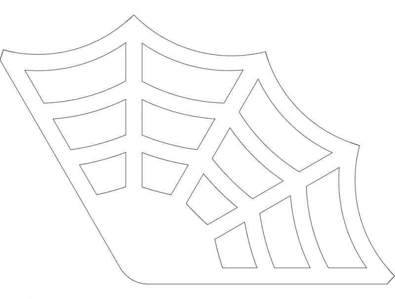 Spider 120 clean-cnc dxf File