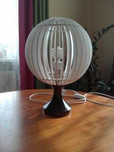 Modern Table Lamp Free Vector