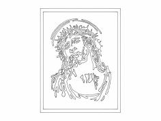 Jesus dxf File