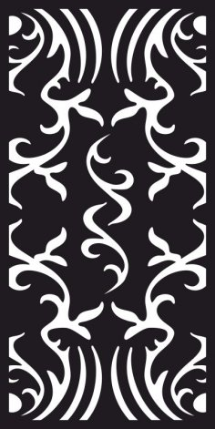 Hand texture pattern in black and white Free Vector