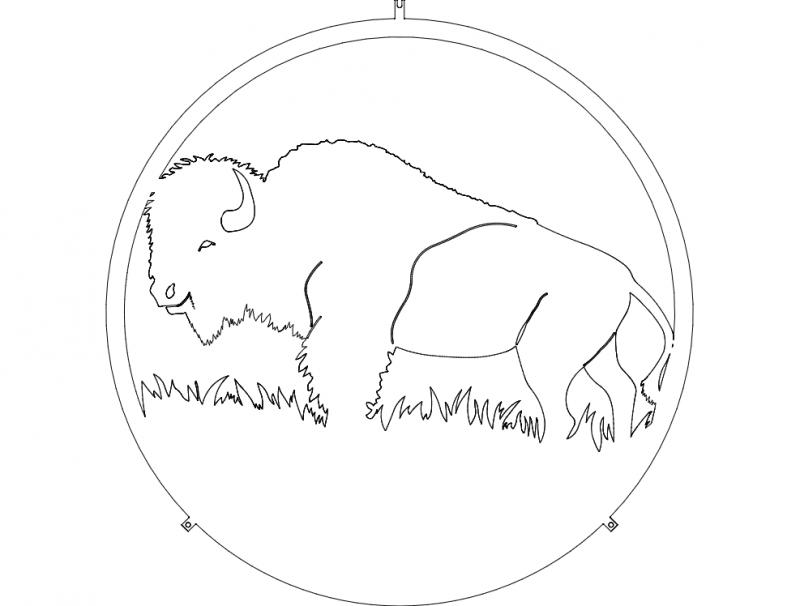 Bufalo 1 dxf File